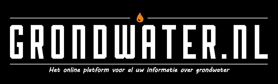 grondwater.nl logo transparant + oranje